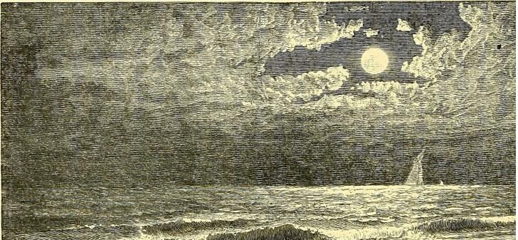 a la deriva en el oceano