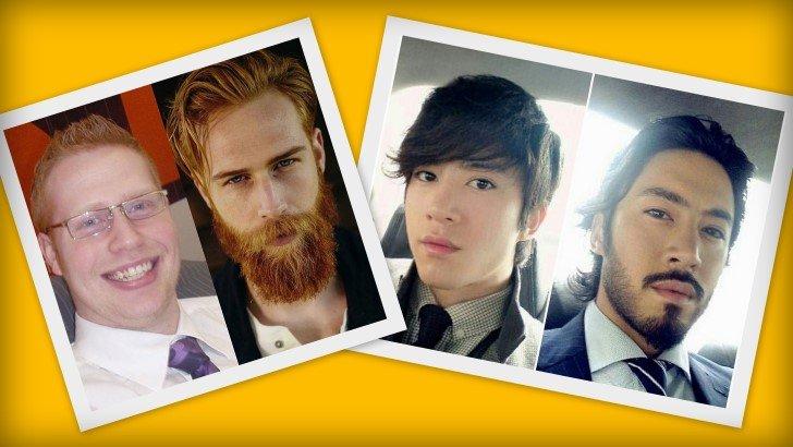 cambios radicales barba