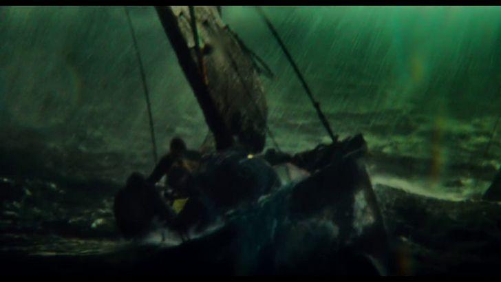 hombres naufragos