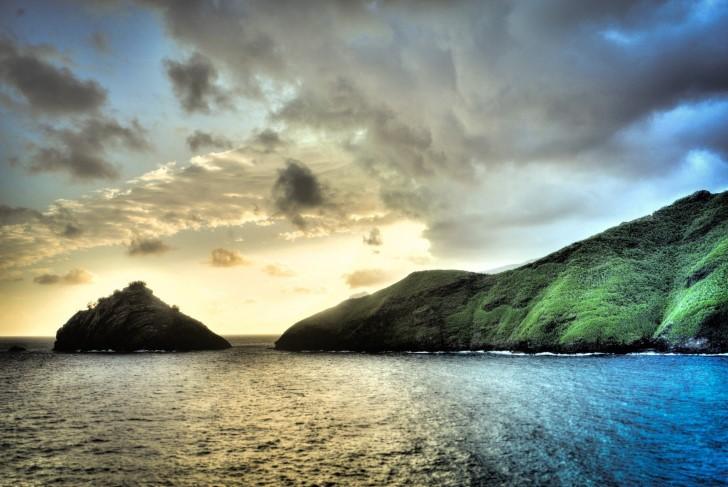 islas marquesas en la polinesia francesa