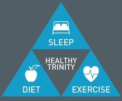 la trinidas de la salud