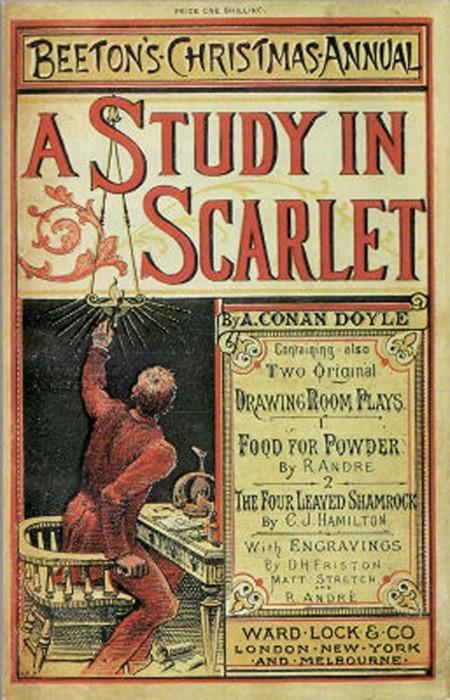 Anuario Navideño Beeton de 1887