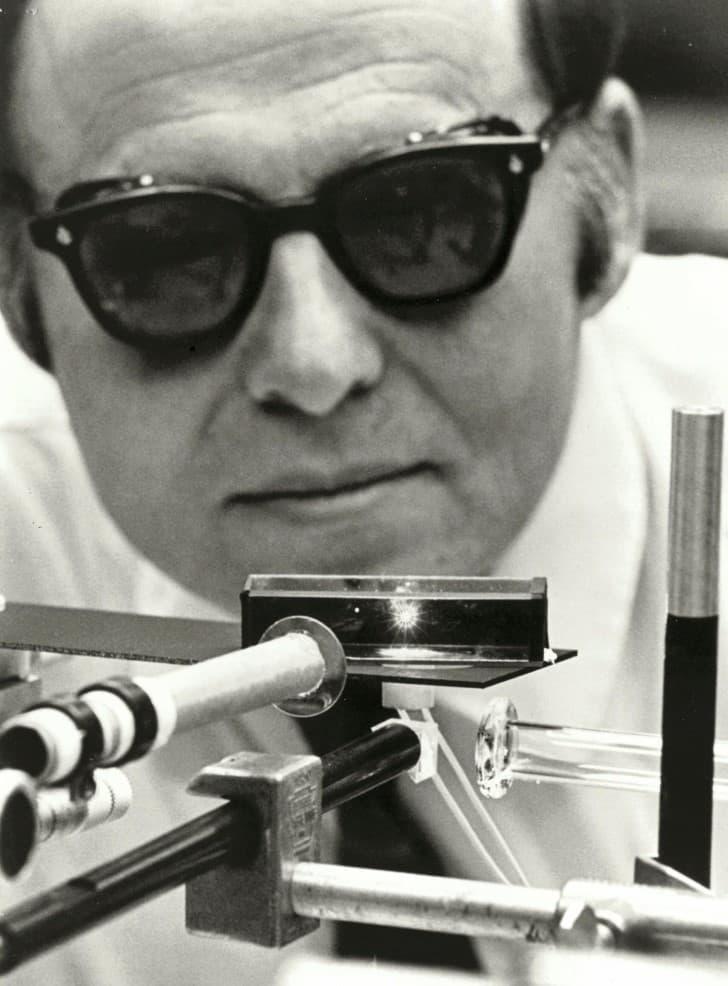 Arthur Ashkin Nokia Bell Labs