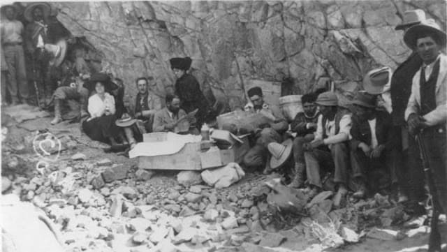 Francisco i madero campamento rebeldes