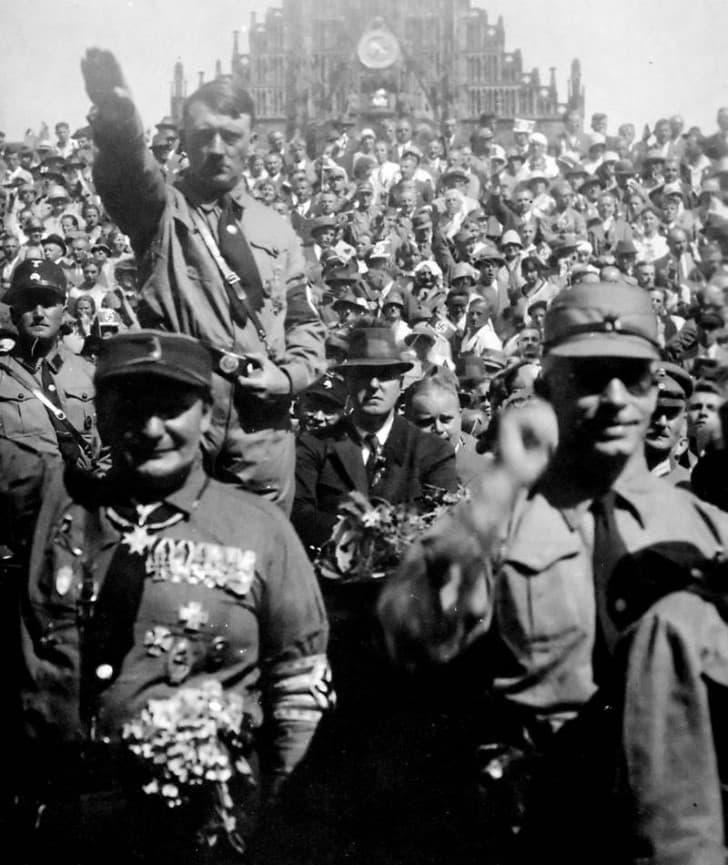 Hitler en 1928