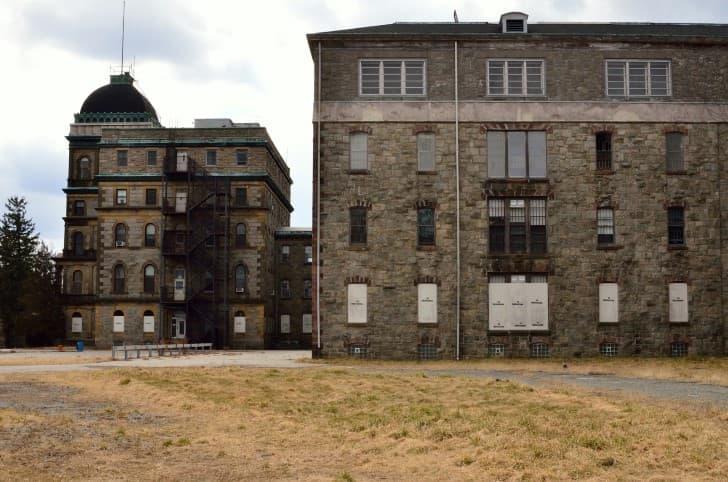 Hospital Psiquiátrico de Trenton(1)(1)
