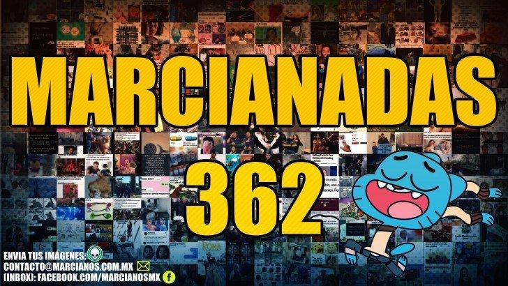 Marcianadas 362 portada