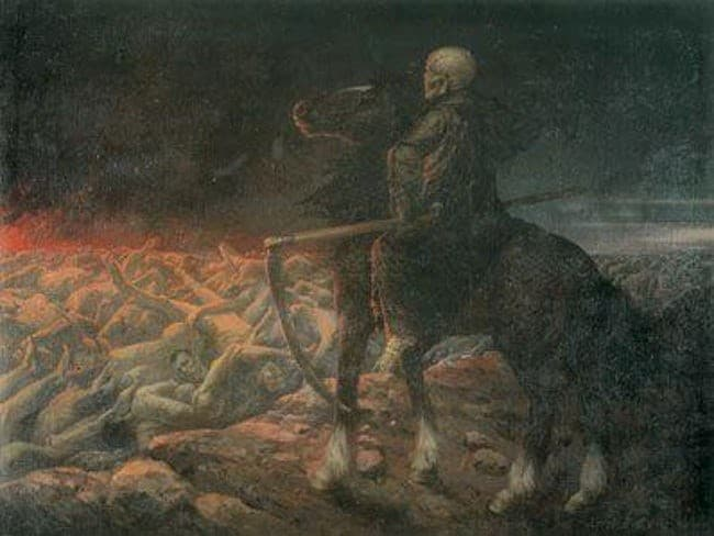 The Reaper Stevan Aleksić