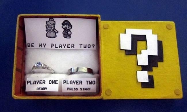 anillos de compromiso geeks (1)
