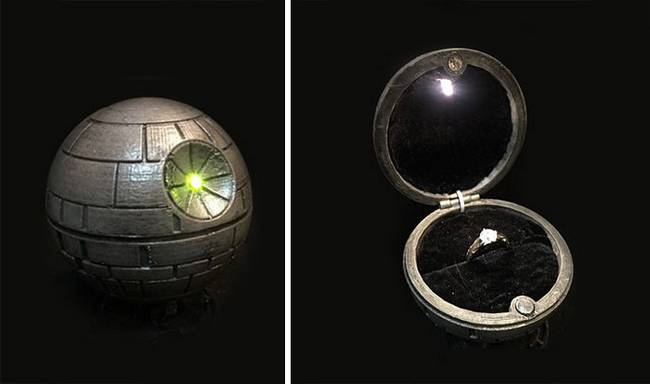 anillos de compromiso geeks (3)