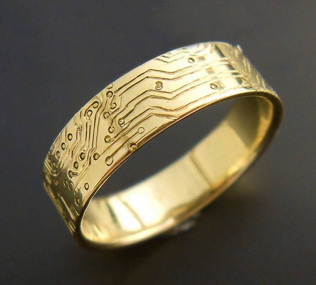anillos de compromiso geeks (4)