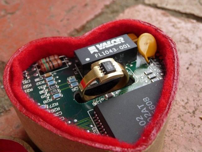 anillos de compromiso geeks (9)
