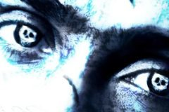 calaveras en los ojos