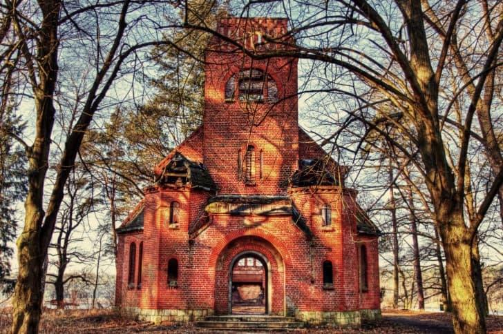 capilla Heilstätte Grabowsee