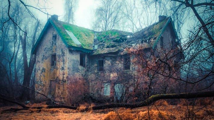 casa abandonada terror