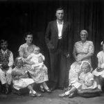 familia fotografia antigua