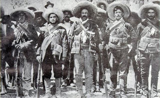 generales de pancho villa