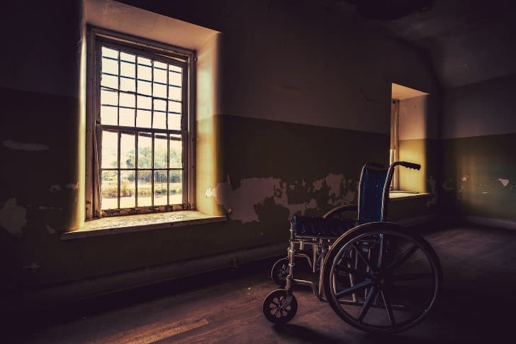 hospitales abandonados