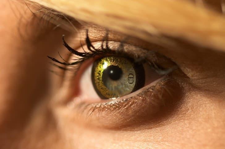 lentes de contacto dior