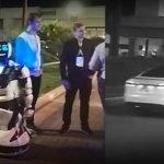 "Tesla atropella y ""mata"" a robot autónomo"