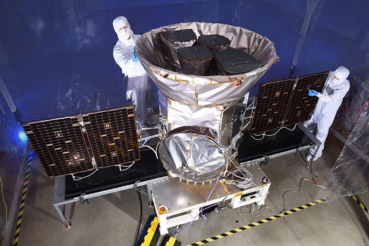 sonda TESS de la NASA