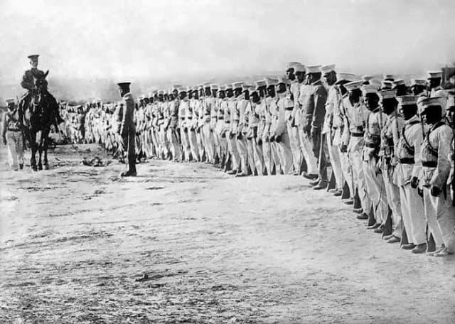 tropas federales