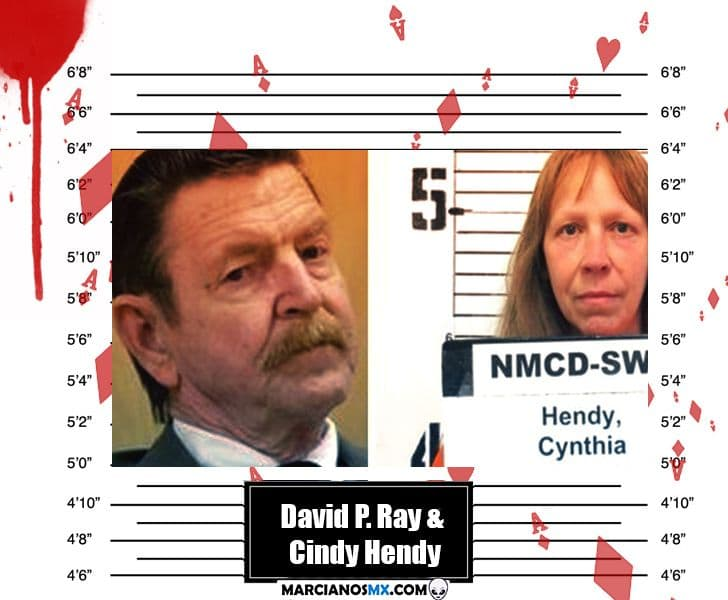 David ray and cindy hendy