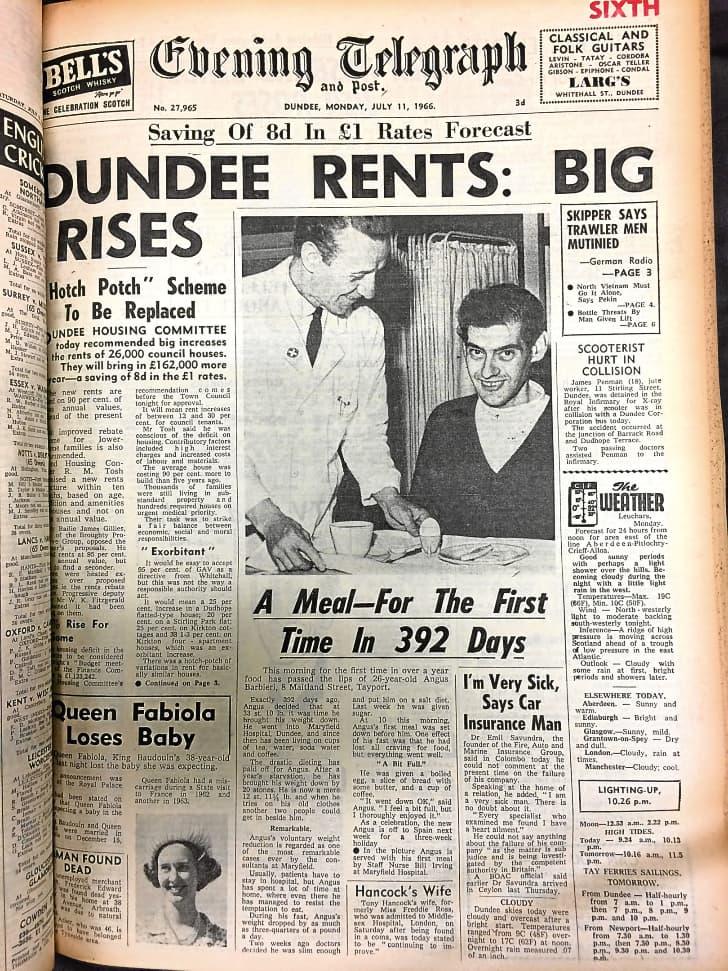 Evening Telegraph Angus Barbieri noticia(2)