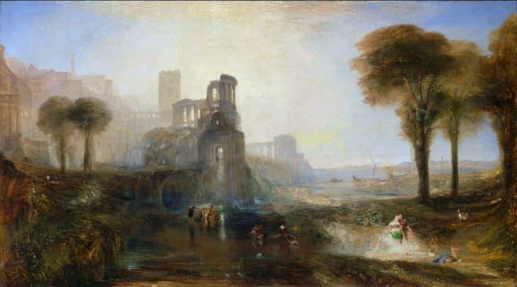 el palacio de caligula
