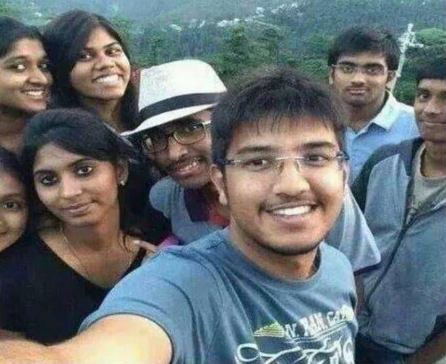estudiantes india rio beas tragedia
