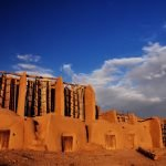 Los antiquísimos molinos de viento en Nashtifan