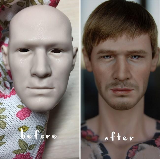 muñecos transofrmados realistas (3)
