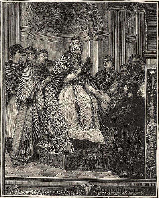 papa Gregorio IX
