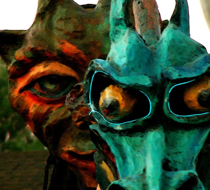 Ghoul mascara