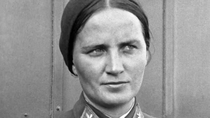 Marina Raskova Moscu 1938