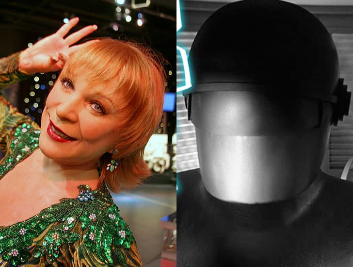 Shirley MacLaine y los extraterrestres