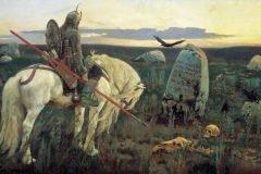 Viktor Mikhaylovich Vasnetsov