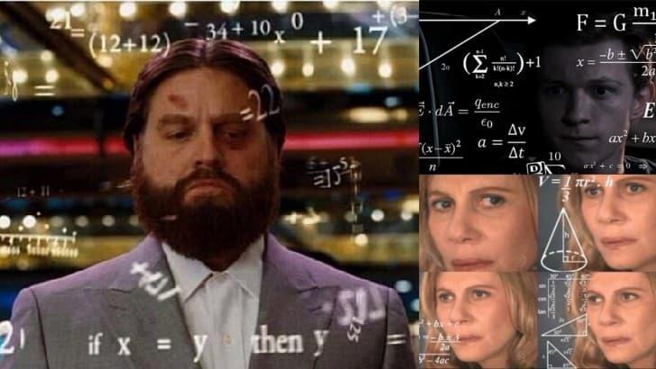 calculando con la mente memes