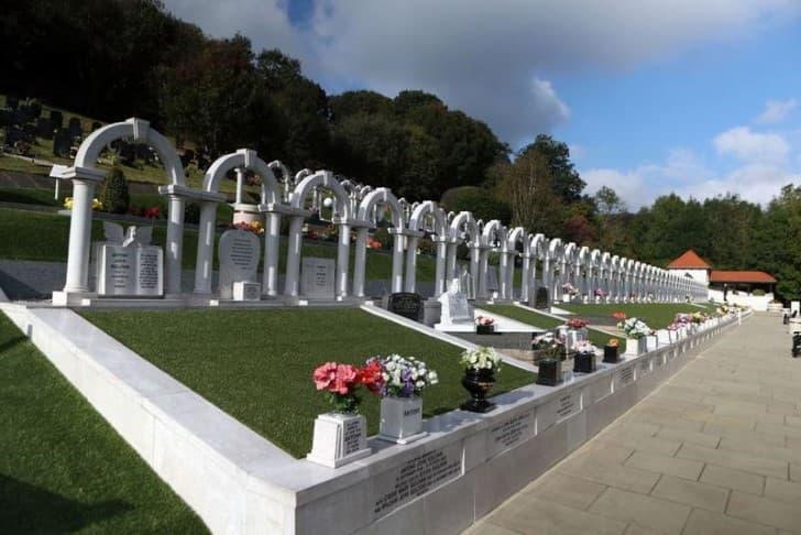 cementerio de Aberfan