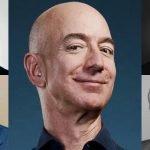 En 2019, estos son los hombres más ricos del mundo