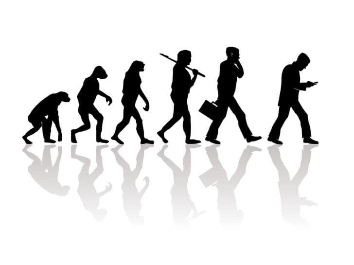 evolucion del hombre celulares