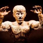 figura del hombre lobo