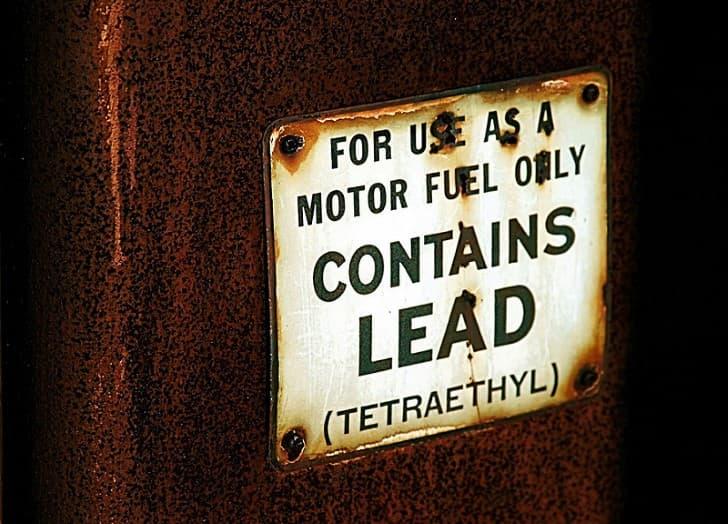 gasolina con plomo