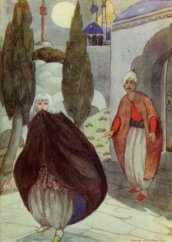 la histora de amina Sidi Nouman