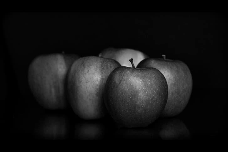 manzanas diamante negro