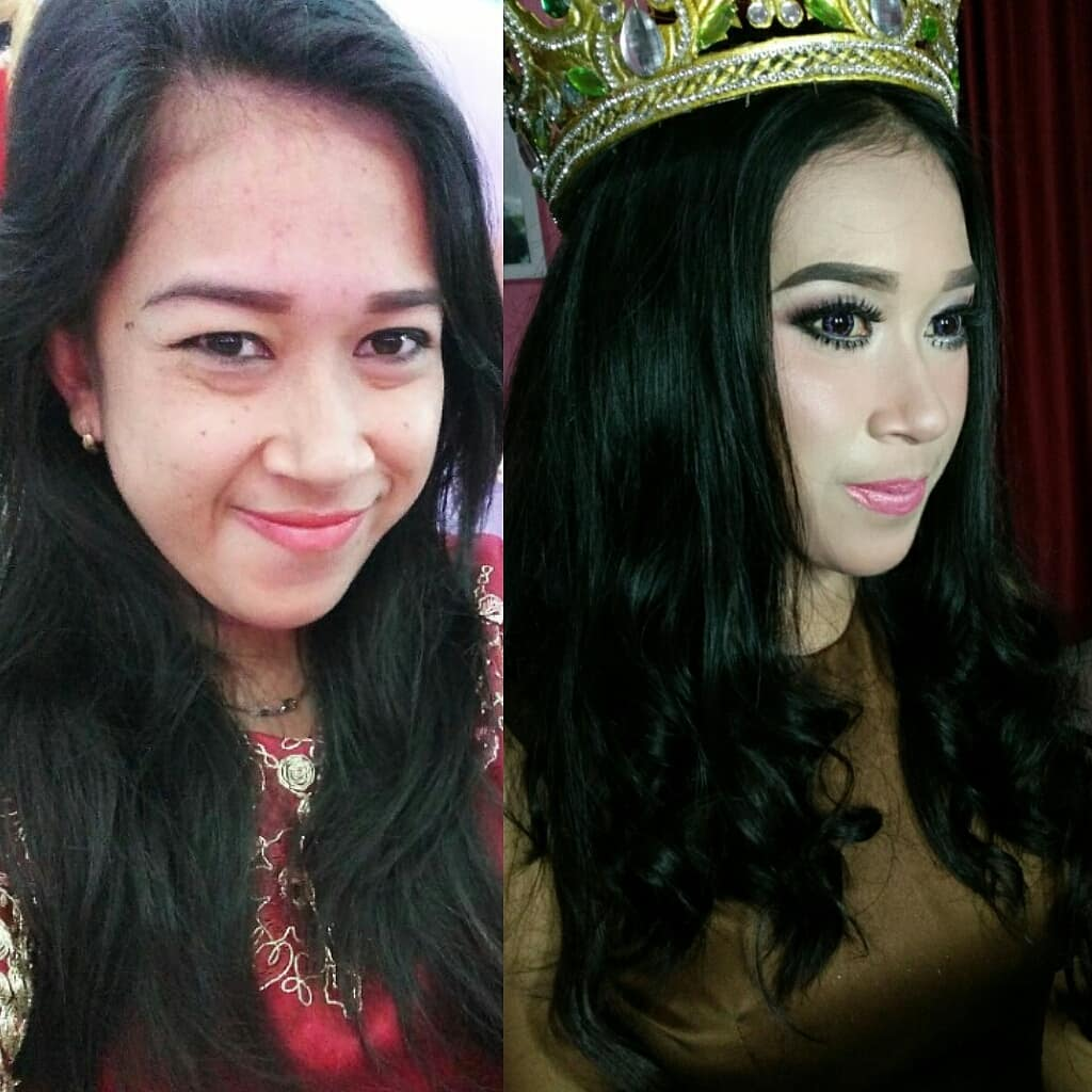 novias indonesia antes despues maquillaje (10)