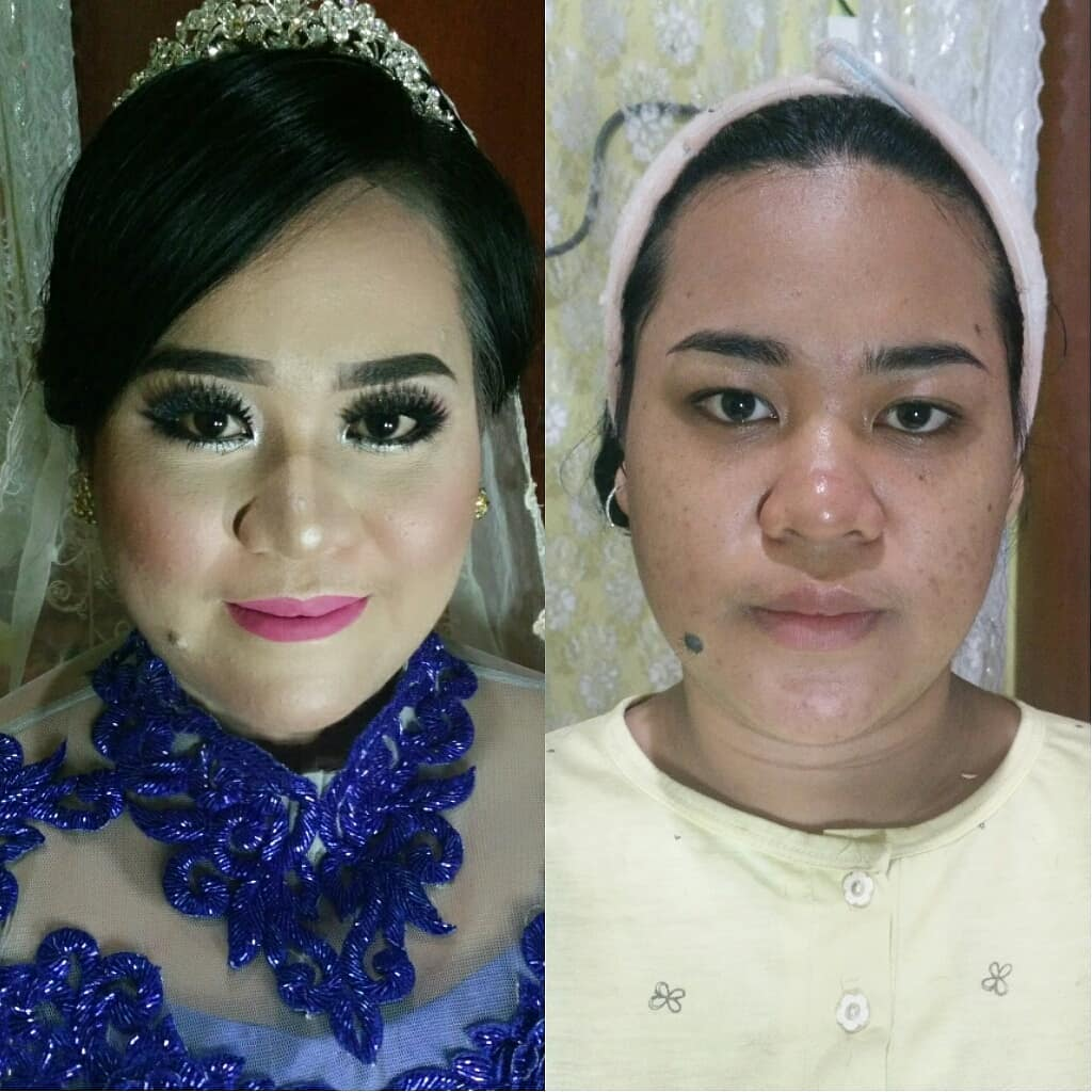 novias indonesia antes despues maquillaje (12)