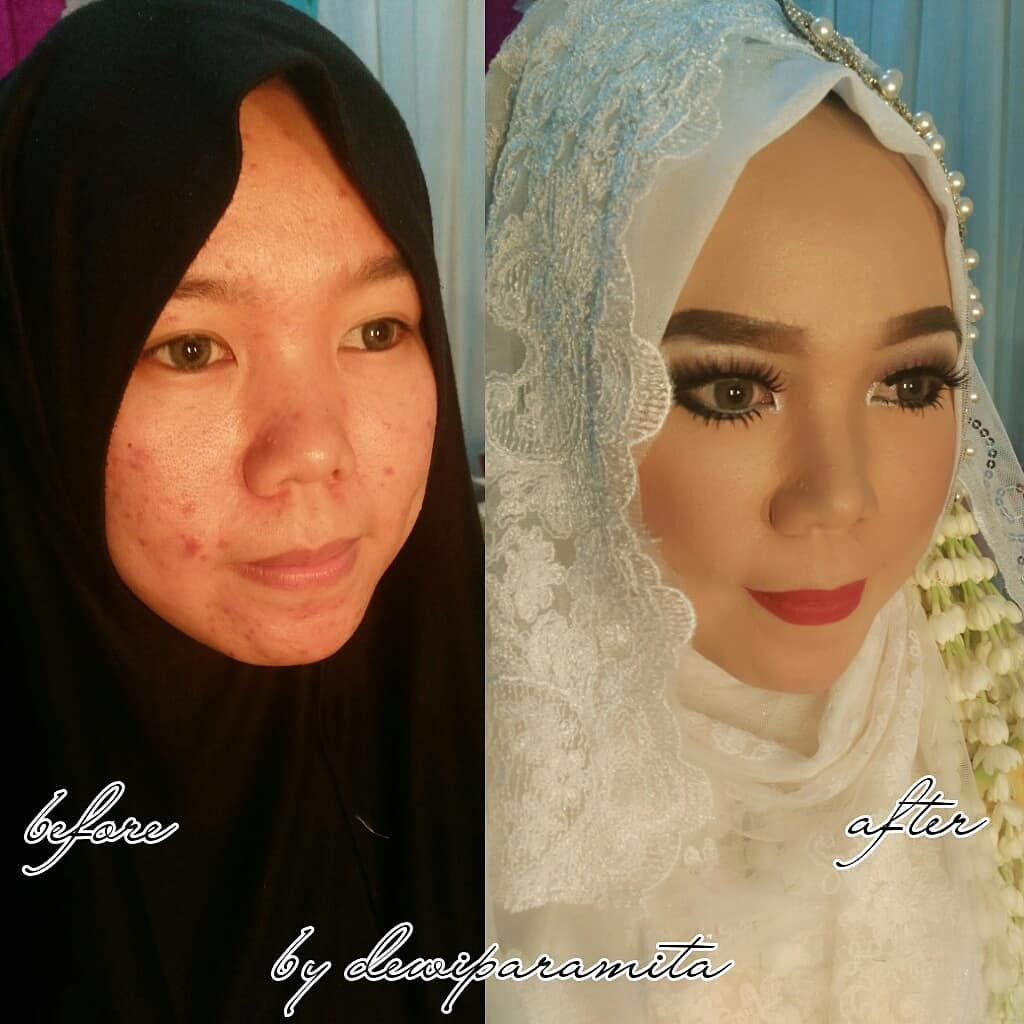 novias indonesia antes despues maquillaje (14)