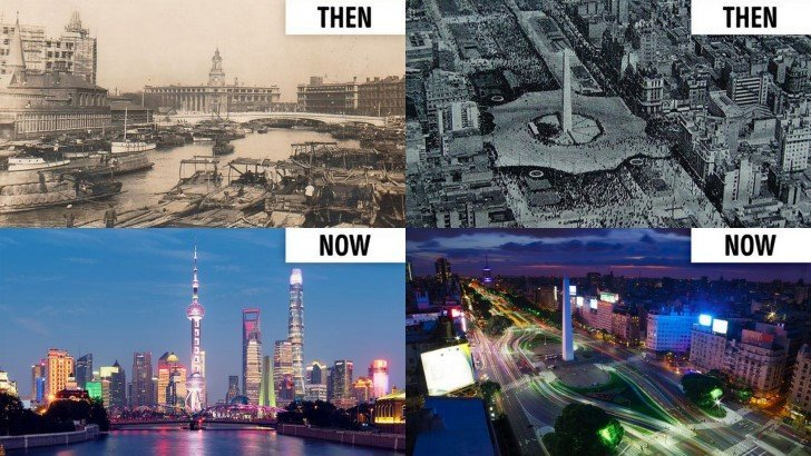 portada ciudades antes y despues
