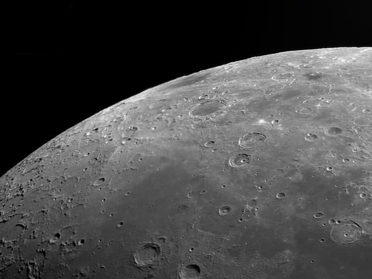 superfice lunar
